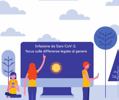 Infezione da Sars-CoV-2: focus sulle differenze legate al genere