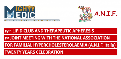 15º Lipid Club and Therapeutic Apheresis