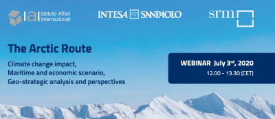The Arctic Route - Climate change impact, Maritime and economic scenario, geo-strategic analysis and perspectives
