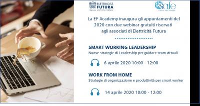Work from home: strategie di organizzazione e produttività per smart worker