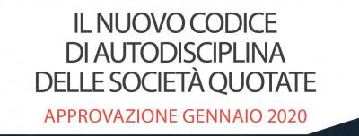 Il nuovo codice di autodisciplina delle società quotate