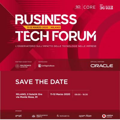 Business Tech Forum