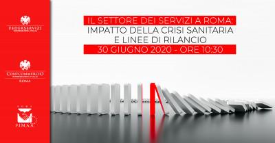 Il settore dei Servizi a Roma: impatto della crisi sanitaria e linee di rilancio