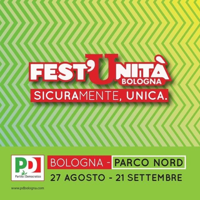 Festa dell'Unità di Bologna - Sicuramente, unica
