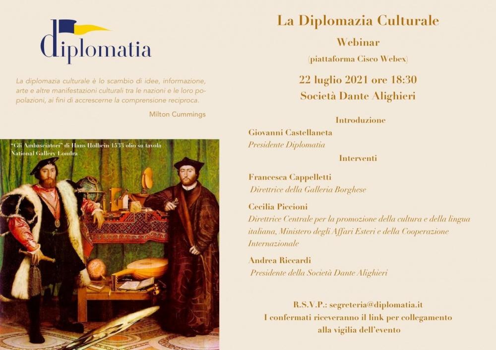 La Diplomazia Culturale
